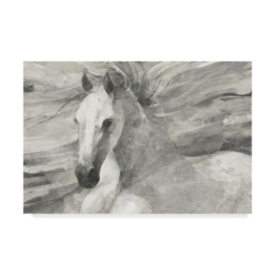 Trademark Fine Art Albena Hristova Poseidon Neutral Giclee Canvas Art