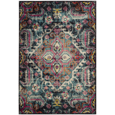 Safavieh Monaco Collection Sashka Oriental Runner Rug