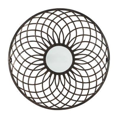 Signature Design by Ashley® Dunstan Round Wall Mirror