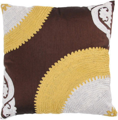 Rizzy Home Orion Geometric Decorative Pillow