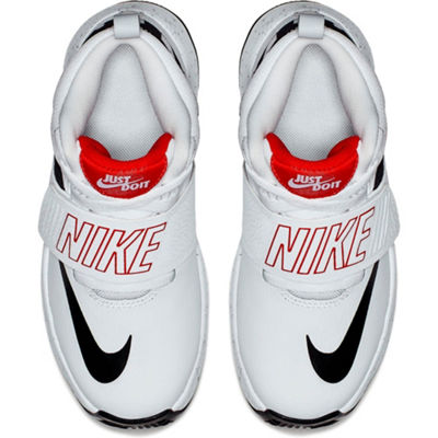 Nike Team Hustle Boys Basketball Shoes - Little Kids