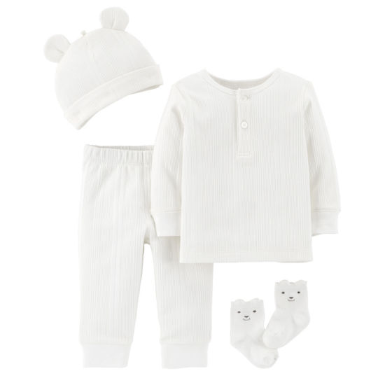 Carter's Little Baby Basics 4-pc. Layette Set - Unisex