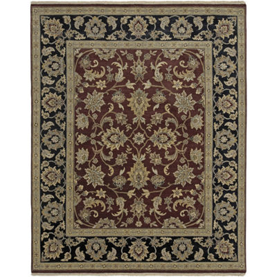 Amer Rugs Luxor E Hand-Knotted Wool Rug