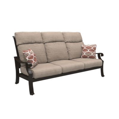 Outdoor by Ashley® Chestnut Ridge Patio Patio Sofa with Cushion
