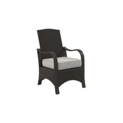 Outdoor by Ashley® Marsh Creek Set of 2 Conversation Chairs with Cushions