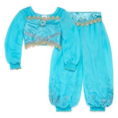 Disney Collection 2-pc. Jasmine Costume - Girls