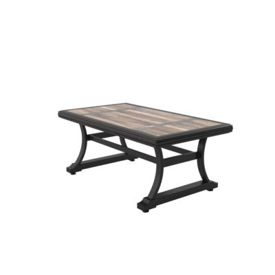 Outdoor by Ashley® Marsh Creek Rectangular Patio Cocktail Table