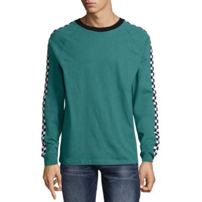 Arizona Long Sleeve Crew Neck T-Shirt