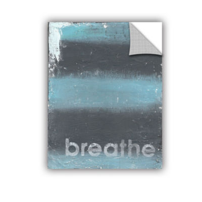 Breathe Removable Wall Decal