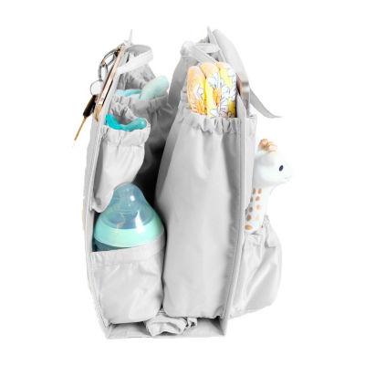 Life in Play ToteSavvy Diaper Bag Alternative - Soft Grey