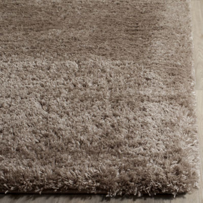 Safavieh Indie Shag Collection Alexis Solid Area Rug
