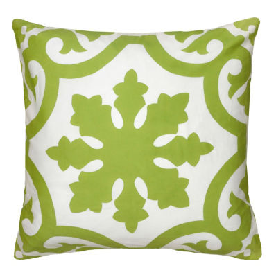 Rizzy Home Ajax Medallion Decorative Pillow