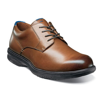 Nunn Bush Mens Marvin Oxford Shoes Lace-up