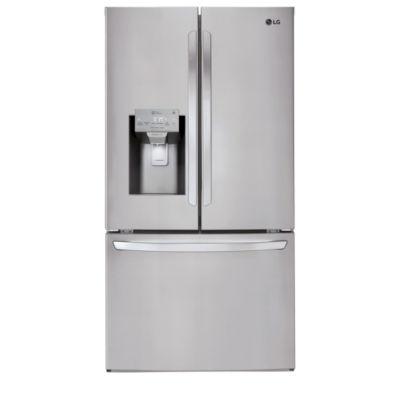 LG ENERGY STAR® 26.2 cu. ft. 3-Door French Door Refrigerator