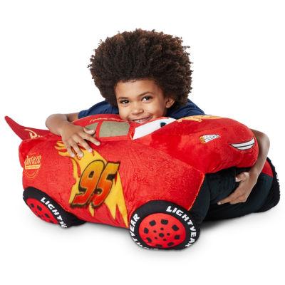 "Disney Cars McQueen 30"" Jumbo Pillow Pet"