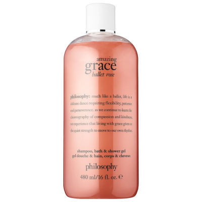 philosophy Amazing Grace Ballet Rose Shampoo, Bath, & Shower Gel