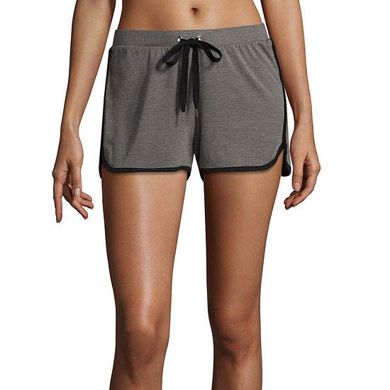 d23f9e89f74 Flirtitude Juniors Drawstring Pajama Shorts - JCPenney