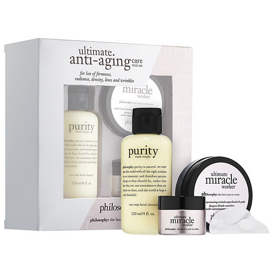Philosophy Ultimate Anti Aging Care Trial Set