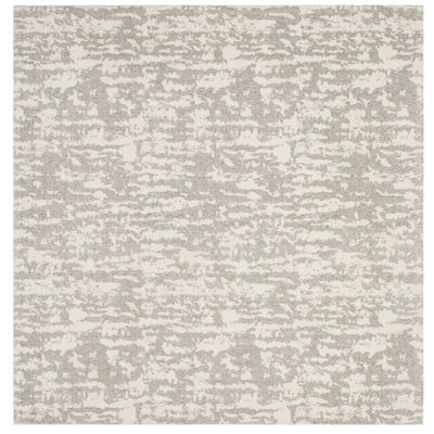 Safavieh Marbella Collection Bryon Geometric Square Area Rug
