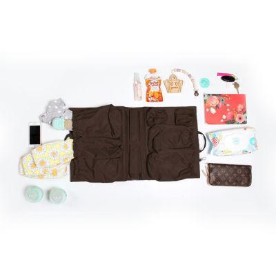 Life in Play ToteSavvy Diaper Bag Alternative - Coffee