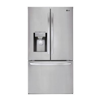 LG ENERGY STAR® 26 cu. ft. Smart Wi-Fi Enabled Door-in-Door® Refrigerator