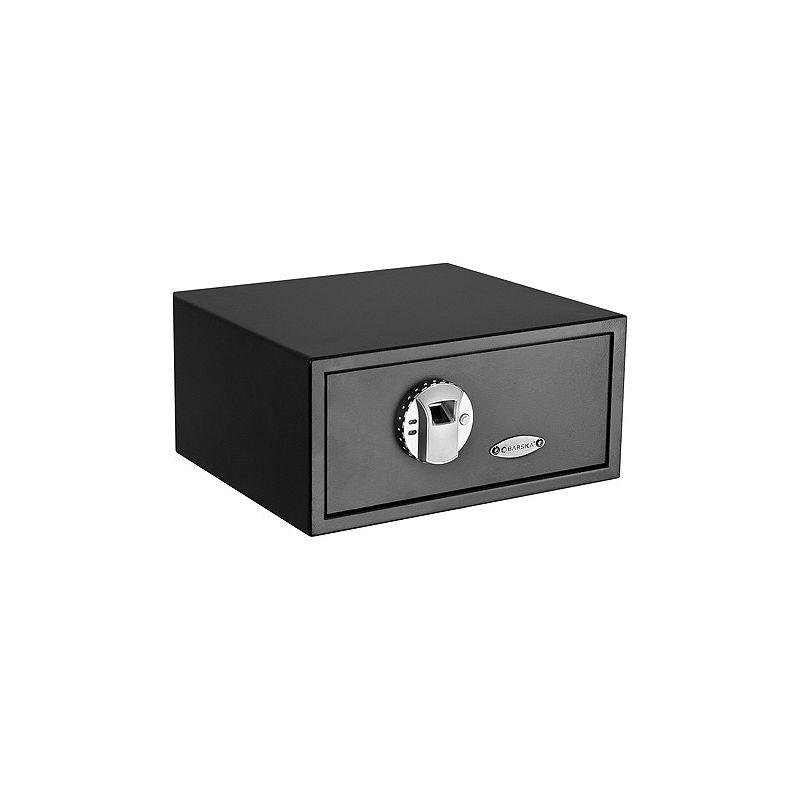 Barska Biometric Fingerprint Safe - Home Safes - Black - Size - One Size - Size Black