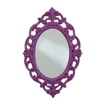 Signature Design by Ashley® Diza Oval Wall Mirror