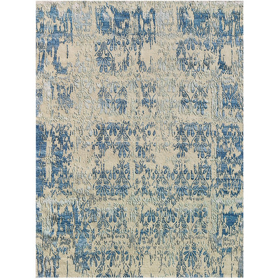 Amer Rugs Synergy Aa Hand Tufted Wool And Viscose Rug
