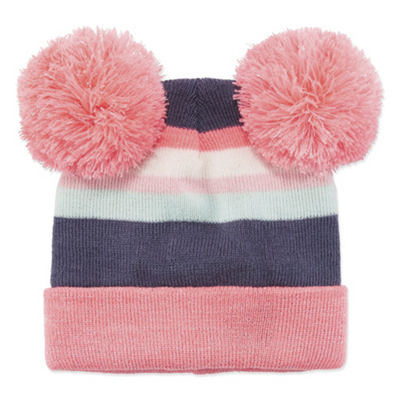 Arizona Cold Weather Pom Pom Beanie - Girls