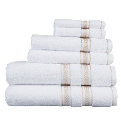 Lionel Richie 6-Pc Bath Towel Set