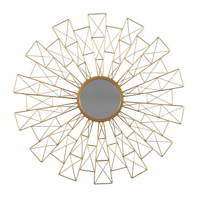 Signature Design by Ashley® Emberlei Round Wall Mirror