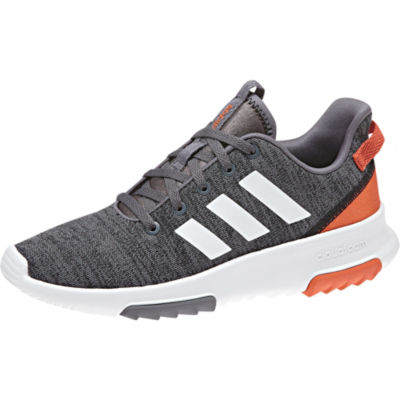 adidas Cloudfoam  Racer Tr K Girls Running Shoes Lace-up