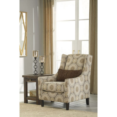 Signature Design By Ashley® Quarry Hill Wingback Chair