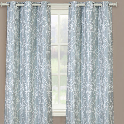 Taylor 2-Pack Grommet-Top Curtain Panel