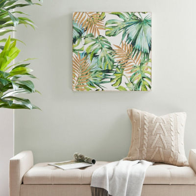 Madison Park Sylvan Leaf Wall Art
