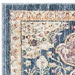 Safavieh Illusion Collection Hermite Oriental Runner Rug