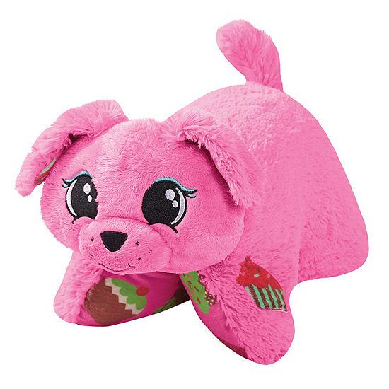 Pillow Pets Sweet Scented Cupcake Dog Stuffed Animal Plush Toy