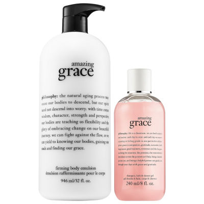philosophy Amazing Grace Firming Body Emulsion & Shower Gel Duo