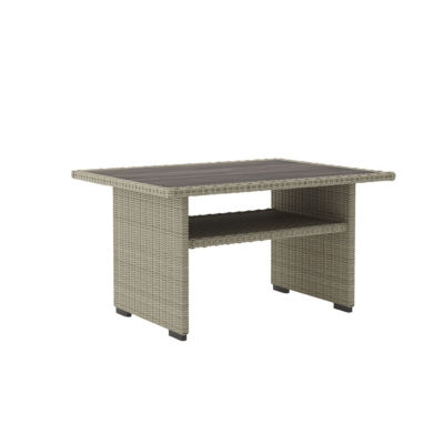 Outdoor by Ashley® Silent Brook Rectangular Multi-Use Patio Table