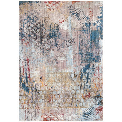 Safavieh Monray Collection Dortha Geometric RunnerRug