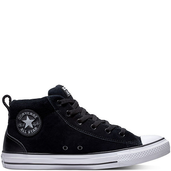48cb9ba297a8 Converse Chuck Taylor All Star Street Mid Mens Sneakers Lace-up
