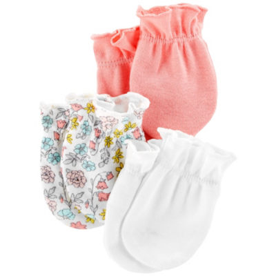 Carter's Little Baby Basics Unisex Baby Mittens