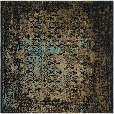 Safavieh Classic Vintage Collection Wynonna Oriental Square Area Rug
