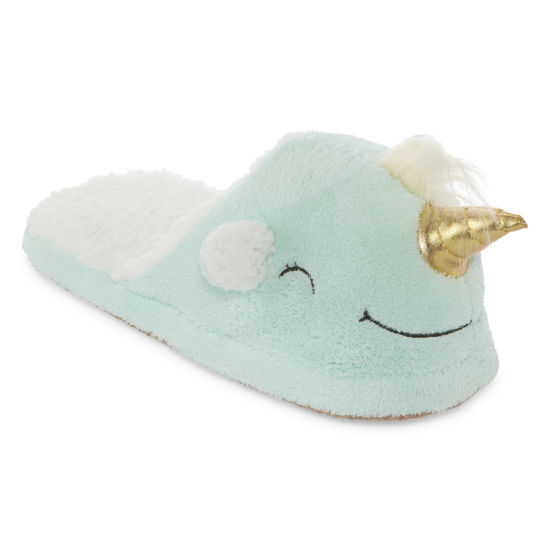 Arizona Unicorn Slip-On Slippers
