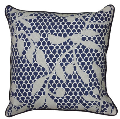 Rizzy Home Gus Geometric Decorative Pillow