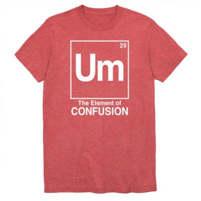 Element of Confusion Graphic Tee