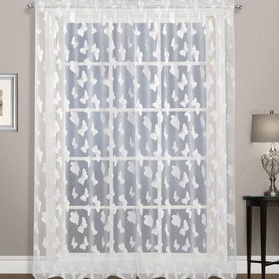 Madame Rod-Pocket Curtain Panel