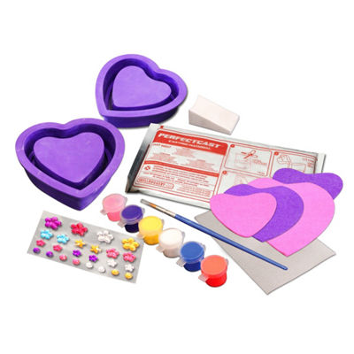 Perfect Craft Heart Keepsake Box Kit