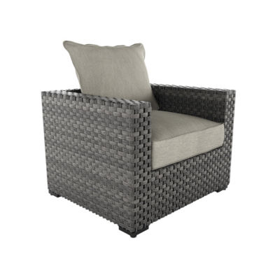Outdoor by Ashley® Spring Dew Patio Lounge Chair with Cushion