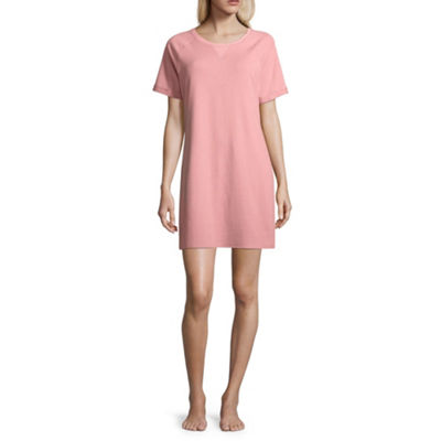 Flirtitude Short Sleeve Dress - Juniors